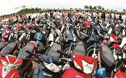 Phí trông giữ xe ở Hà Nội: Ai thực hiện?