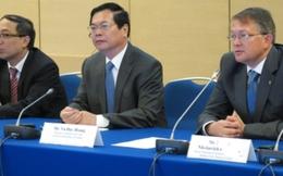 Diễn đàn Thương mại Việt – Nga tại Moscow