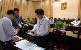 Đột phá thi lãnh đạo: Chuyên viên có thể làm vụ trưởng