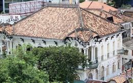 Không dễ để mua lại căn biệt thự 100 năm tuổi