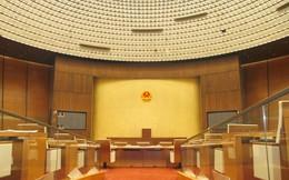 Cận cảnh Nhà Quốc hội trước ngày vận hành