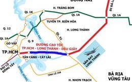 Cao tốc TPHCM - Long Thành - Dầu Giây sẽ áp dụng thu phí tự động