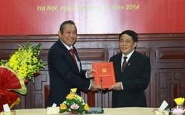 Ông Nguyễn Văn Thuân giữ chức Phó Chánh án Tòa án Nhân dân tối cao
