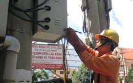 Năng suất lao động thấp nhìn từ ngành điện: Bắc thang đọc côngtơ - khó chấp nhận!
