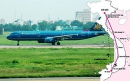 Tháng 6/2015 có đường bay thẳng Hà Nội - TP.HCM