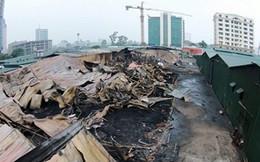 Vụ cháy trên đường Dương Đình Nghệ gây thiệt hại khoảng 5 tỷ đồng