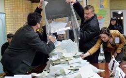 Tình hình yên ắng trước cuộc bầu cử tại miền Đông Ukraine