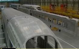 Trung Quốc sản xuất tàu điện ngầm cho Mỹ