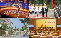 Thời sự 24h: Ông Trần Văn Truyền nhận kết luận kiểm điểm; Trúng thưởng trong casino không phải nộp thuế TNCN