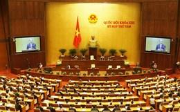 Hôm nay, bế mạc Kỳ họp thứ 8, Quốc hội khóa XIII