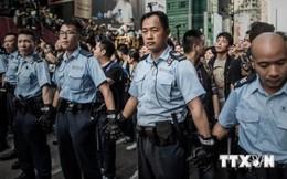 Đụng độ ở Hong Kong bất chấp nỗ lực của cảnh sát