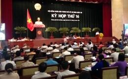 TPHCM: Lấy phiếu tín nhiệm 18 chức danh