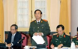 Luân chuyển Giám đốc Công an tỉnh mang quân hàm Thiếu tướng