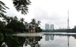 Hà Nội: Chưa quyết định xây bãi đỗ xe ngầm tại công viên Thống Nhất
