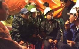 Ngày thứ hai cứu hộ sập hầm thủy điện Đạ Dâng: Đưa thiết bị vào hầm