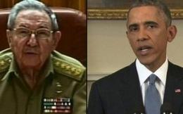 """Tại sao Mỹ - Cuba """"phá băng"""" mối quan hệ vào thời điểm này?"""