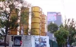 """Nhiều dự án """"vàng"""" tại Hà Nội chậm tiến độ"""