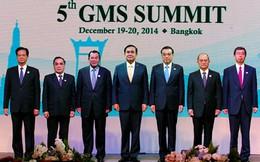 Bế mạc Hội nghị Thượng đỉnh GMS lần thứ 5
