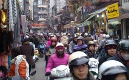 6.500 hộ dân sẽ di dời khỏi phố cổ Hà Nội