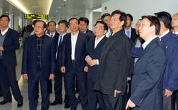 Thủ tướng thị sát các công trình trọng điểm