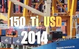 Kinh tế Việt Nam 2014: Những con số ấn tượng