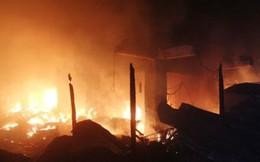 Thời sự 24h: Cháy chợ Ba Đồn, 23 gian hàng bị thiêu rụi