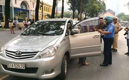 Tiếp tục kiểm tra, xử phạt taxi Uber không đăng ký kinh doanh