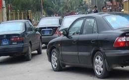 Áp dụng quy định niên hạn sử dụng xe công