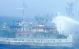 Cận cảnh thủ đoạn tàu Trung Quốc đâm va, tấn công tàu Việt Nam