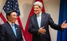 Ngoại trưởng Kerry mời PTT Phạm Bình Minh thăm Mỹ