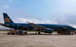 Hoãn khẩn cấp máy bay Vietnam Airlines vì tội phạm hét có bom