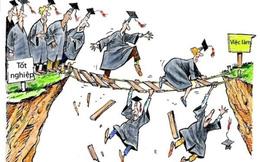 Quý I/2014: Hơn 241.000 người có trình độ đại học, cao đẳng thất nghiệp