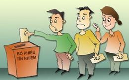 Đại biểu Quốc hội đồng tình về việc tiếp tục lấy phiếu tín nhiệm