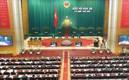 Thảo luận chế định tổ chức Quốc hội