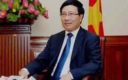 Phó Thủ tướng Phạm Bình Minh thăm 3 nước châu Âu