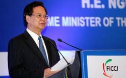 Thủ tướng dự Diễn đàn Thương mại và Đầu tư Việt Nam - Ấn Độ