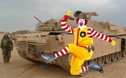 Đội quân McDonald's đang phân bố ở những đâu?