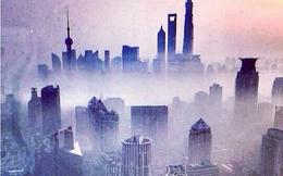 Từ vũ trụ, thấy rõ nhất ở Trung Quốc là khói độc, không phải là Vạn Lý Trường Thành