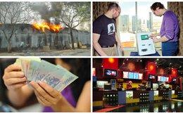 [Nổi bật] Cháy lớn kho hàng Tết tại Hà Nội, Vietinbank 'trắng án'