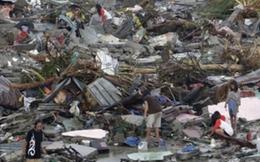 Philippines: Siêu bão xóa sạch dấu vết cuộc sống hiện đại