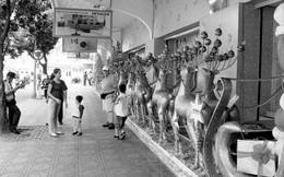 Thị trường Noel tại TP.HCM: Sức mua thấp vì tiết giảm chi tiêu