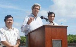 John Kerry và đối thủ mới tại Việt Nam