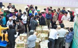 Vinamilk trao 6.000 suất quà cho học sinh vùng lũ Quảng Ngãi