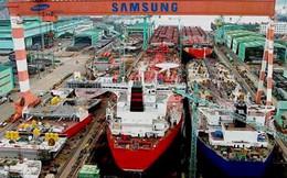 Samsung rục rịch thâu tóm cổ phần công ty con của Vinashin