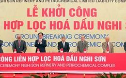 """Dự án lọc hóa dầu Nghi Sơn: """"600 triệu USD đã chuyển về Việt Nam"""""""