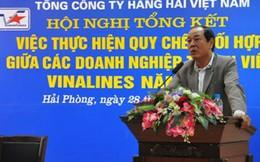 Bắt nguyên Phó tổng giám đốc Vinalines Vũ Khắc Từ