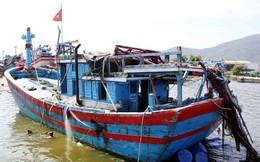 Hai tàu cá cùng 13 ngư dân Việt Nam bị Trung Quốc bắt giữ