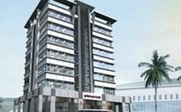 Địa ốc dầu khí 'gán nợ' TTTM Quỳnh Lưu Plaza cho Vietinbank