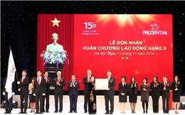 Prudential Việt Nam giới thiệu TGĐ, kỷ niệm 15 năm thành lập