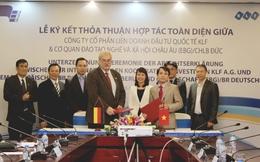 KLF trở thành đối tác chiến lược đầu tiên của EBG tại Việt Nam trong lĩnh vực đào tạo nghề chất lượng cao